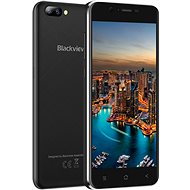 iGET Blackview GA7 Black - Mobile Phone