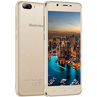 iGET Blackview GA7 Gold - Mobile Phone