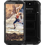 Blackview GBV9500 Plus black - Mobile Phone