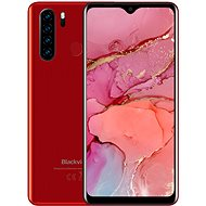 Blackview GA80 Pro Red - Mobile Phone