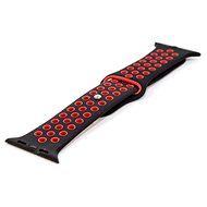 IMMAX for SW10 Watches, Black/Red - Watch band