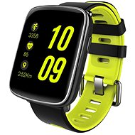 IMMAX SW9 Black-Green - Smartwatch