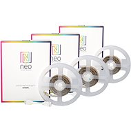 Immax Neo RGB+CCT LED Strip 1m 3pcs - LED light strip