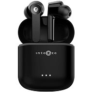 Intezze Ego, Black, BassFix - Wireless Headphones
