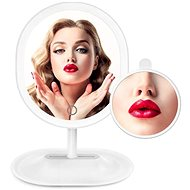 IQ-TECH iMirror Charging, White - Cosmetic Mirror