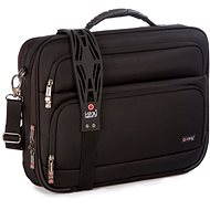 "i-Stay 15.6"" & up to 12"" Clamshell laptop/tablet bag Black - Laptop Bag"