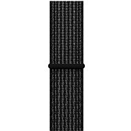 Apple Sport Nike 38mm Black/Platinum Thread - Watch band