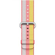 Apple 38mm Red woven nylon - Strap