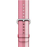 Apple 42mm Berry Stripe Woven Nylon - Watch band