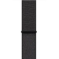 Apple 42mm/44mm Black Sports Draw - Large - Watch band