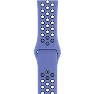 44mm Apple Watch Noble Blue/Black Nike Sport Band - S/M & M/L - Watch band