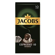 Jacobs Espresso Intenso 10pcs - Coffee Capsules