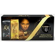 L'OR Gift Package of 2 x 500g Coffee Beans with Mug - Coffee