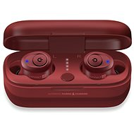 CONNECT IT True Wireless HYPER-BASS Ed. 2 Red - Wireless Headphones