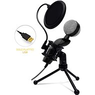 CONNECT IT CMI-8008-BK YouMic Filter USB - Microphone