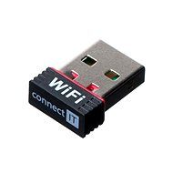 CONNECT IT CI-232 Mini WiFi Adapter 150mb/sec - WiFi USB Adapter