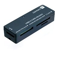 Card Reader CONNECT IT CI-56 UltraSlim Reader V2 - Čtečka karet