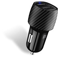CONNECT IT InCarz CCC-2020-CA Carbon - Car Charger