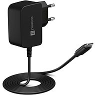 CONNECT IT inWallz USB-C 2.4A black - Charger