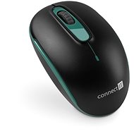 CONNECT IT CMO-1000-GR Green - Mouse