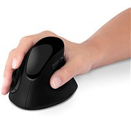 CONNECT IT For Health CMO-2801-BK, Black - Mouse