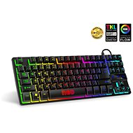 CONNECT IT NEO Compact Keyboard Black (CZ+SK) - Gaming Keyboard