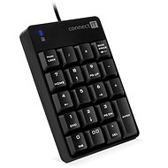 CONNECT IT NumCALC CKB-0060-BK, Black