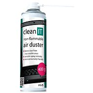CLEAN IT Compressed Air 400ml - non flammable - Cleaner