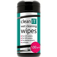 CLEAN IT wet cleaning wipes for LCD/TFT 100pcs - Cleaner