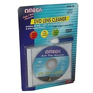 Omega Cleaning CD / DVD - Cleaner