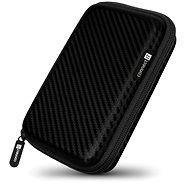 "CONNECT IT HardShellProtect 2.5"" Carbon - Hard Drive Case"
