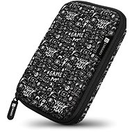 "CONNECT IT HardShellProtect 2.5"" Doodle - Hard Drive Case"