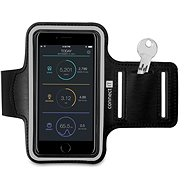 CONNECT IT CFF-1150-BK Fitness Armband, Black - Mobile Phone Case