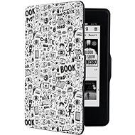 CONNECT IT CEB-1031-WH for Amazon Kindle Paperwhite 1/2/3, Doodle White