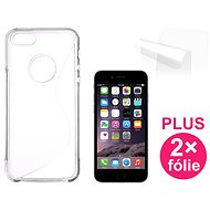 CONNECT IT S-Cover iPhone 6/6s clear - Mobile Phone Case