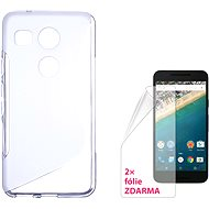 CONNECT IT S-Cover LG Nexus 5X clear