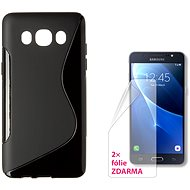CONNECT IT S-Cover Samsung Galaxy J5/J5 Duos 2016 (SM-J510F) black - Mobile Phone Case