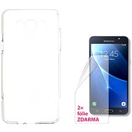 CONNECT IT S-Cover for Samsung Galaxy J7 2016 (SM-J710F) clear - Mobile Phone Case