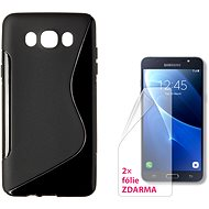 CONNECT IT Samsung Galaxy J7 2016 (SM-J710F) black - Protective Case