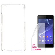 CONNECT IT S-Cover Sony Xperia Z2 clear - Protective Case