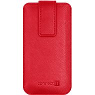 CONNECT IT U-COVER size S, red - Mobile Phone Case