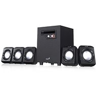 Genius SW-5.1 1020 Ver. II - Speakers