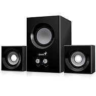 Genius SW-2.1 375 black - Speakers
