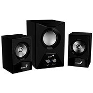 Genius SW-2.1 385 black - Speakers