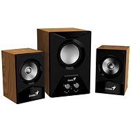 Genius SW-2.1 385 Wood - Speakers