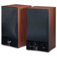 Genius SP-HF1250B Ver. II, Wood - Speakers