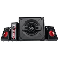 Genius GX Gaming SW-G2.1 1250 Ver. II Black - Speakers