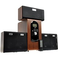 Genius Home Theater SW-HF 5.1 6000 - Speakers