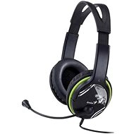 Genius HS-400A black - Headphones with Mic