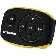 Hyundai MP 312 4GB black-yellow - MP3 Player